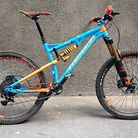 "TORPADO Noriker A 27.5"" the italian new freeride"