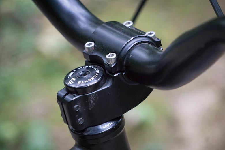 Evil Bikes Decal Set //// Jungle