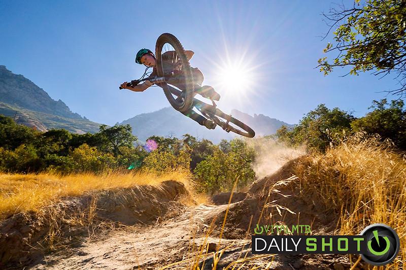 sun flare - cpeper21 - Mountain Biking Pictures - Vital MTB