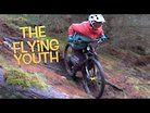 Liam Moynihan hooking skinny, rutted Scottish trails with the next generation!