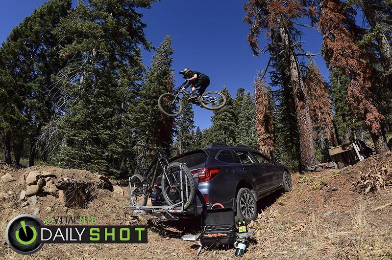 Sending the Subie - dmarsh15 - Mountain Biking Pictures - Vital MTB