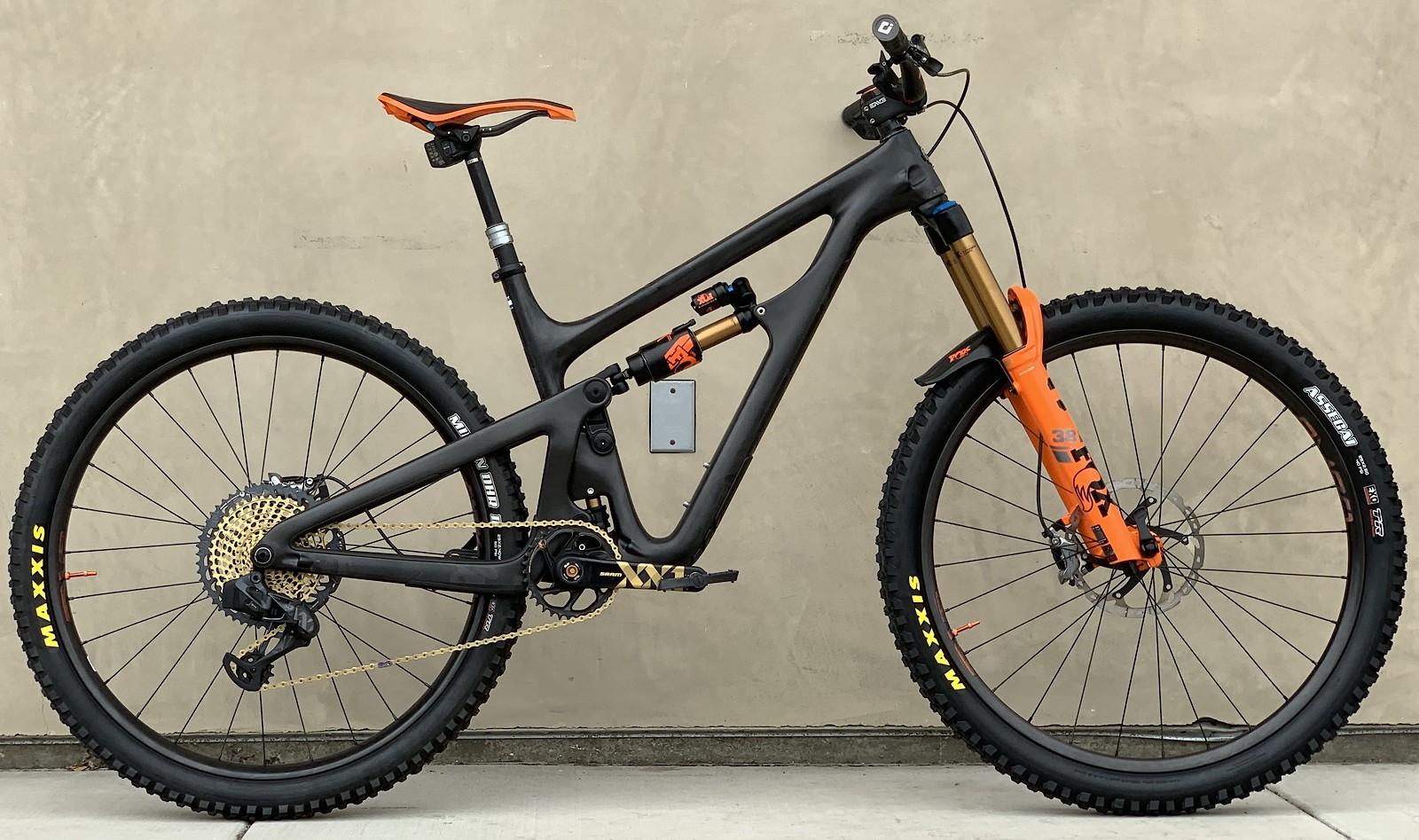 2021 SB150 Custom