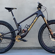 Santa Cruz Tallboy 4 Long Travel