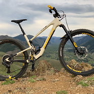 Santa Cruz Tallboy Long Travel (Megaboy)