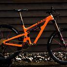 Pink and Orange 2019 Yeti SB150 TURQ