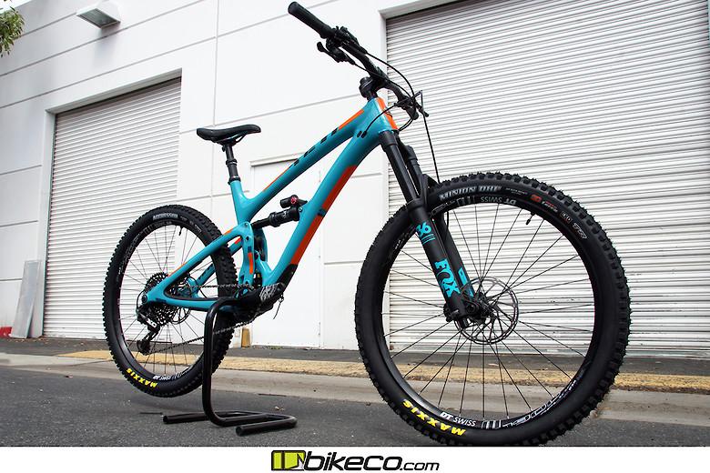 e0fd664944f Yeti SB6 SRAM GX Eagle Complete - BikeCo.com's Bike Check - Vital MTB
