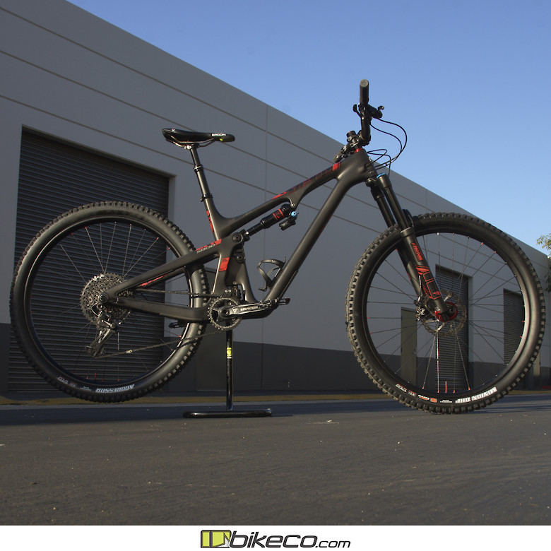 Custom Yeti SB130, No Quarter Graphics, Performance Elite Susp., King Wheels