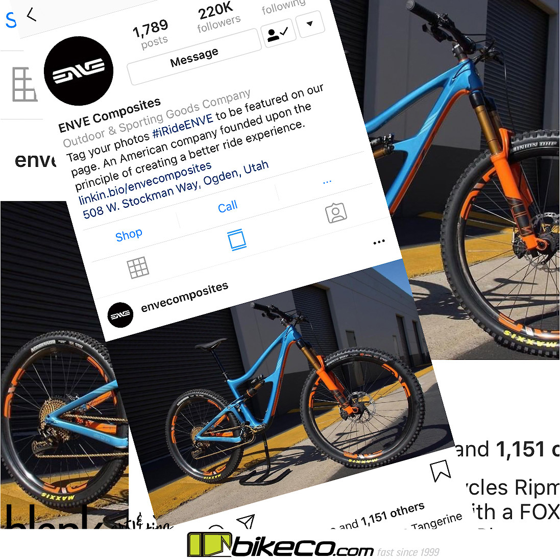 A fresh Ibis Ripmo heads to its new home. For all the flash of the Tangerine Sky frame, Gold XX1 and Orange Fork for me the real highlight is the subtlety of the matte Chris King components balancing the build. Check out the custom builder on BikeCo.com to spec your ultimate Ibis Ripmo! BikeCo offers the best spec, setup, tune and pricing in MTB.