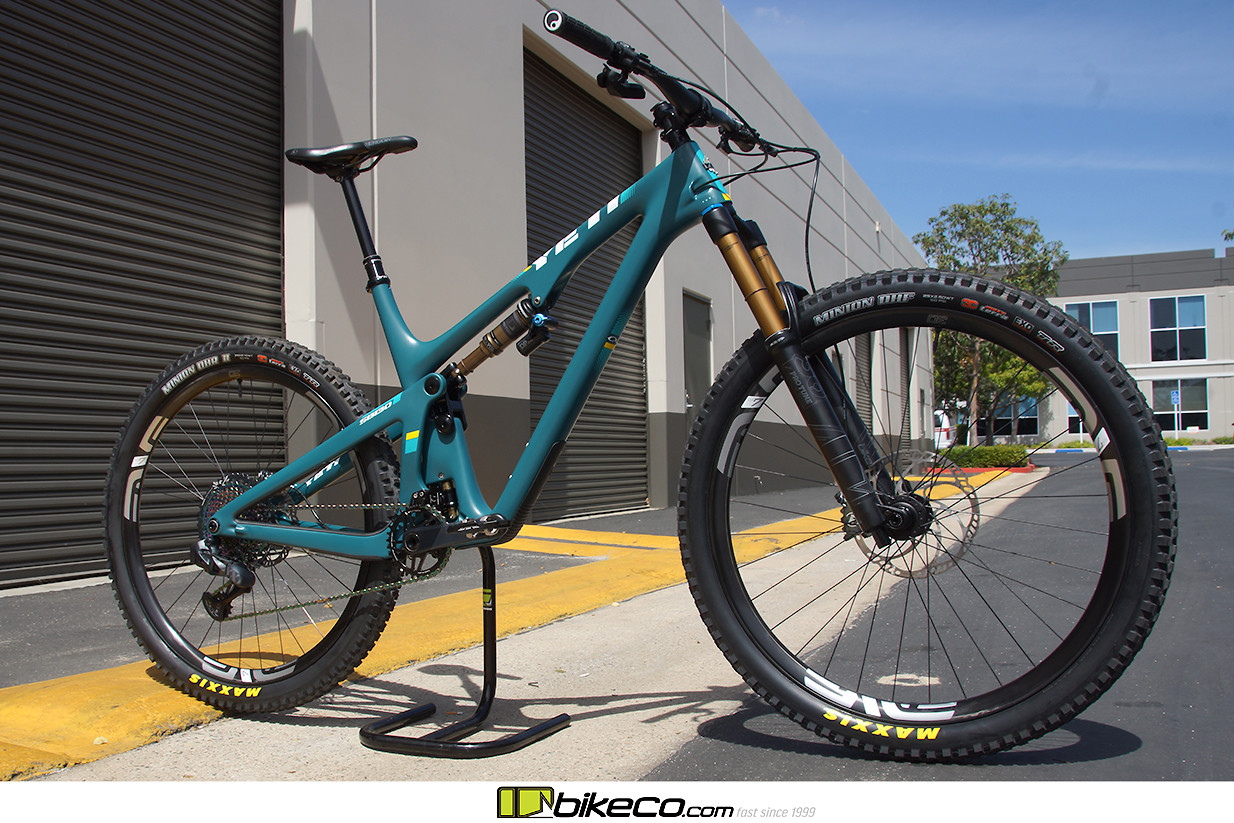 Another banger goes home from BikeCo.com - from full customs, semi-customs, factory completes or frame swaps BikeCo has you covered with the best spec, setup, tune and pricing in MTB.