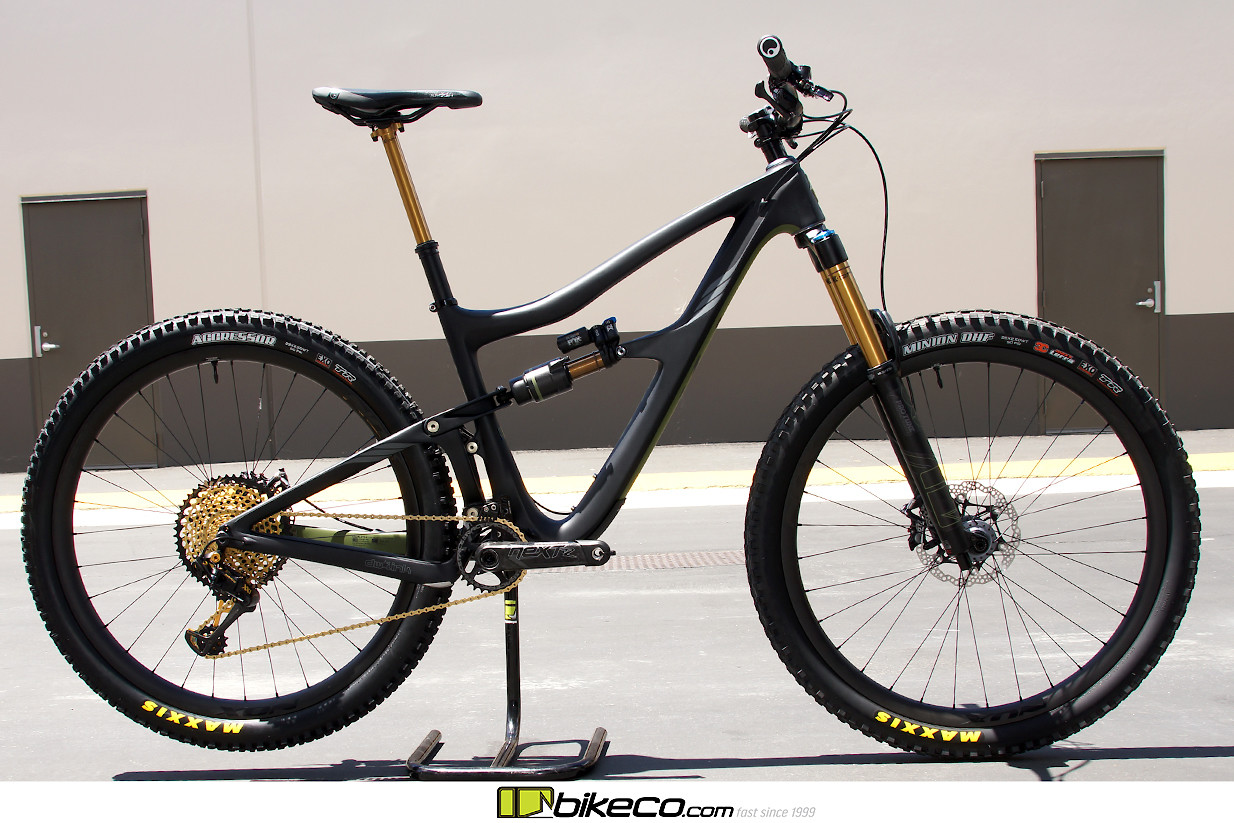 In the market for a custom build? A semi-custom factory build? Stock kit or even just a frame swap? BikeCo.com has you covered. We offer the best spec, setup, tune and pricing in MTB.