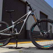 Yeti SB150 Anthracite Custom: XX1 AXS, King, Nox
