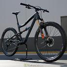 Ibis Ripley XT with i9 310C Wheels