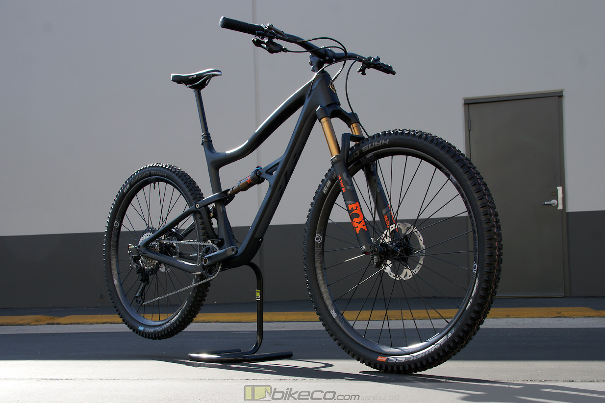 "Enjoy some shots of a Ripley before it heads to its new home. The new Ibis Ripley might be as close to a perfect ""do it all"" setup for riders not quite pushing hard enough for the larger Enduro Ripmo setup."