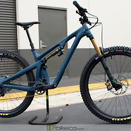 Lunch Ride Yeti SB130 Custom Build