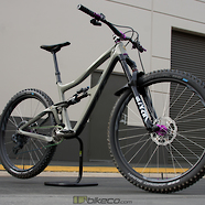 Ibis Ripmo V2 Custom: i9, King, Hope, RockShox