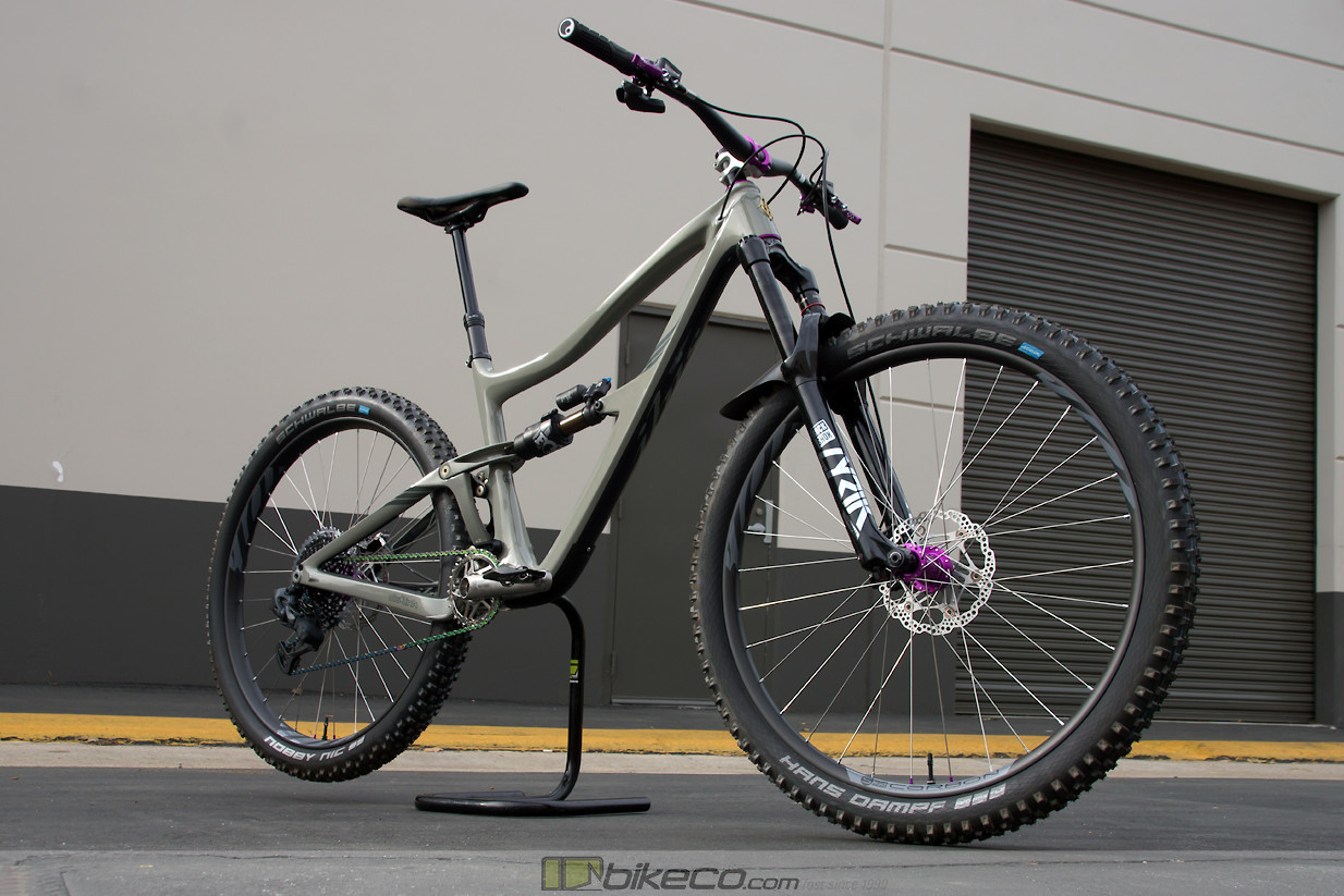 Check out BikeCo.com's Custom Complete Builders to spec your dream bike today.