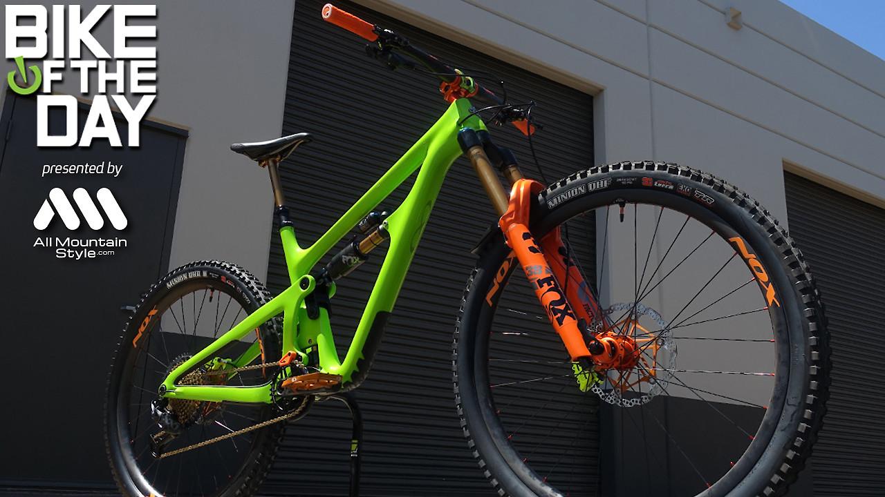 Custom Yeti SB150 Build by BikeCo.com
