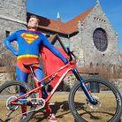 Superhero Santa Cruz