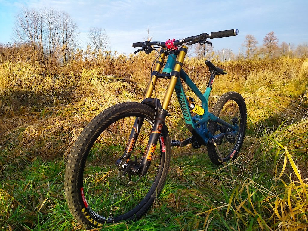 Commencal Furious 2019 Custom