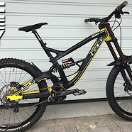 "GT Fury 26"" Marzocchi Custom Build"