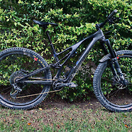 Black ops Specialized Stumpjumper EVO 2021 S3