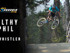 Propain Dirt Zelvy - Filthy Phil Atwill in Whistler