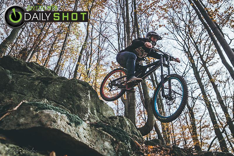 Gettin´ some airtime 1 - Filip - Mountain Biking Pictures - Vital MTB