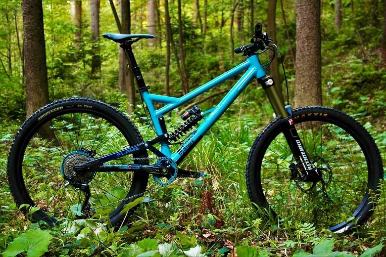 Dragon Bike Components Flame - dragonpl's Bike Check - Vital MTB