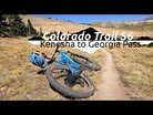 Classic Colorado Fall Ride