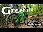 Mountain Biking Green's Lick at Bent Creek