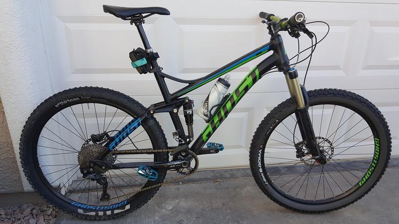 Ghost Kato FS7 - ErinStruble\'s Bike Check - Vital MTB