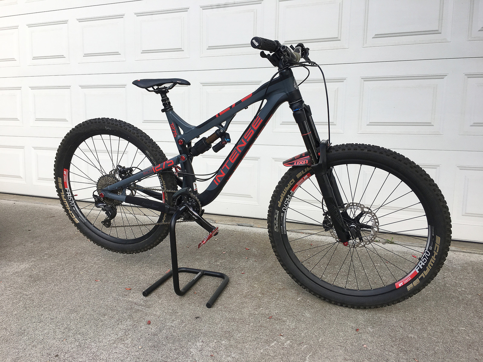 Intense 2016 Tracer275A Red Eye