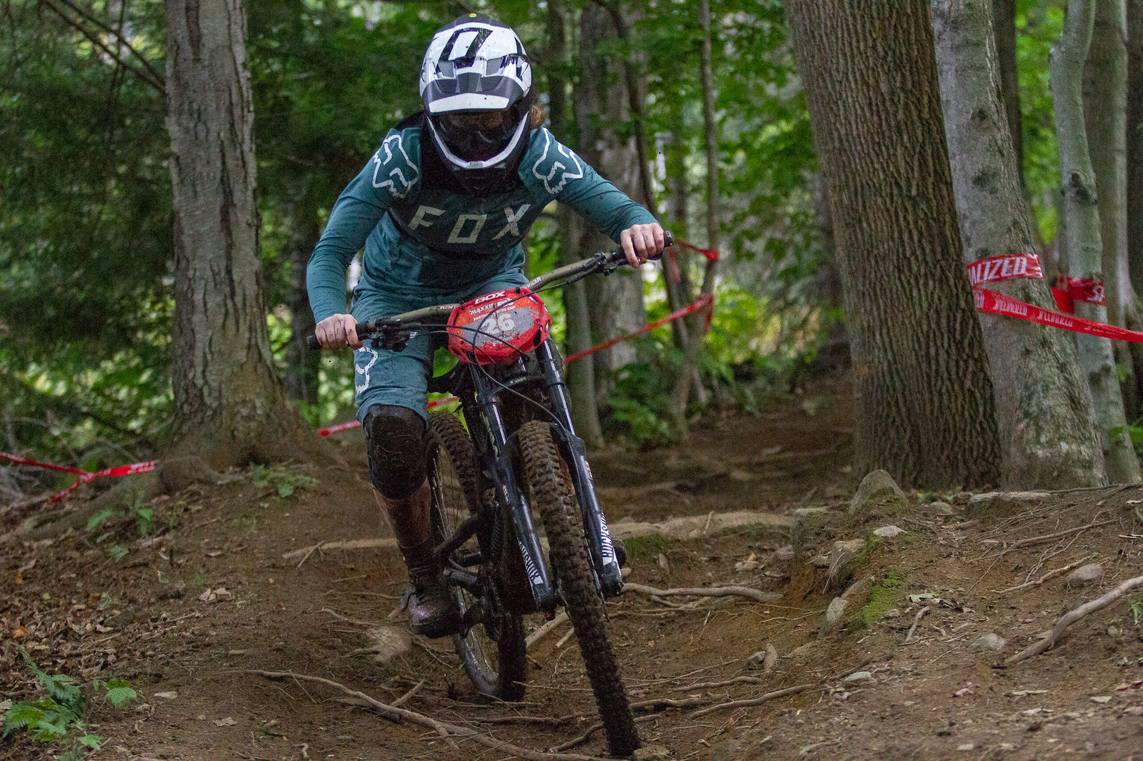 Mazie Hayden - JackRice - Mountain Biking Pictures - Vital MTB
