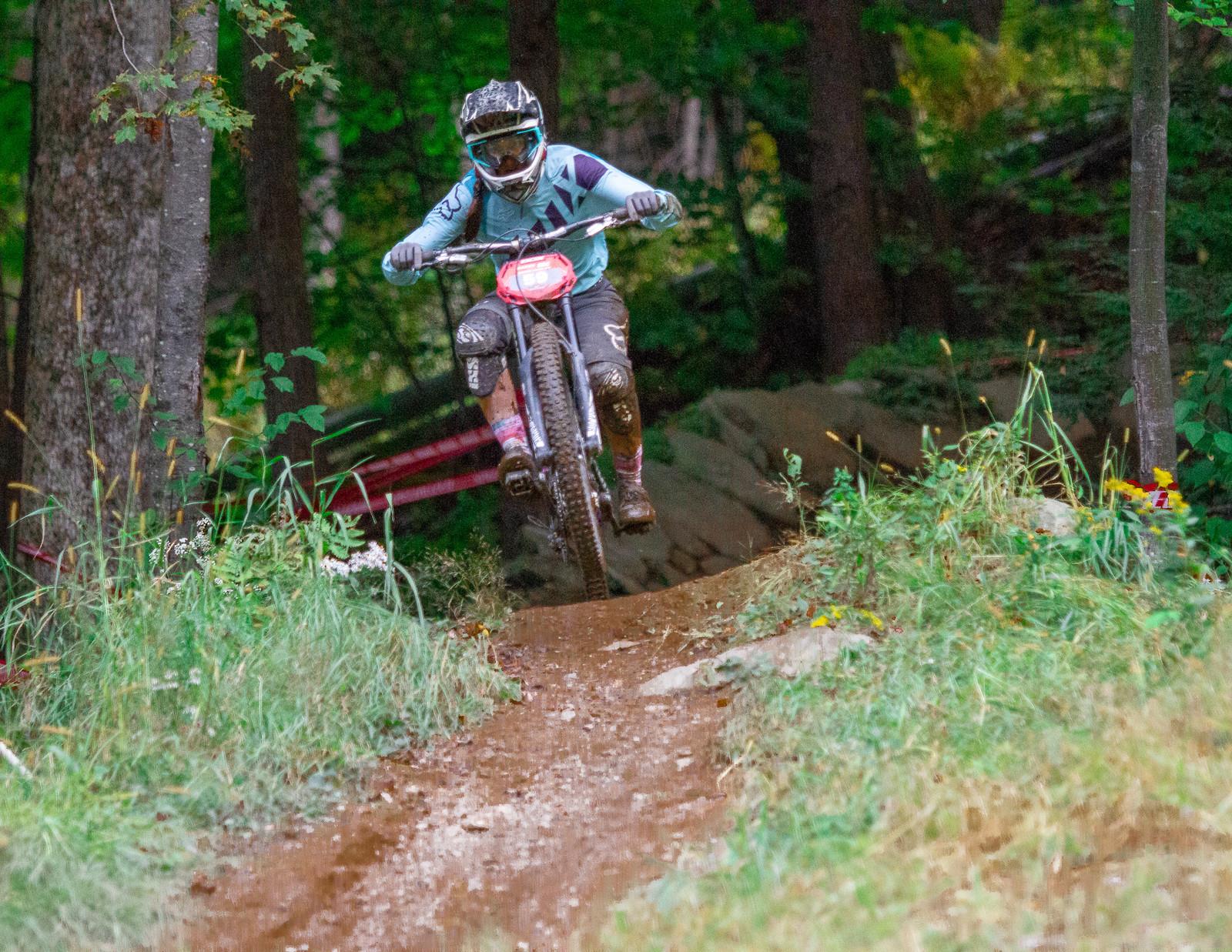 Maxine Bergeron - JackRice - Mountain Biking Pictures - Vital MTB