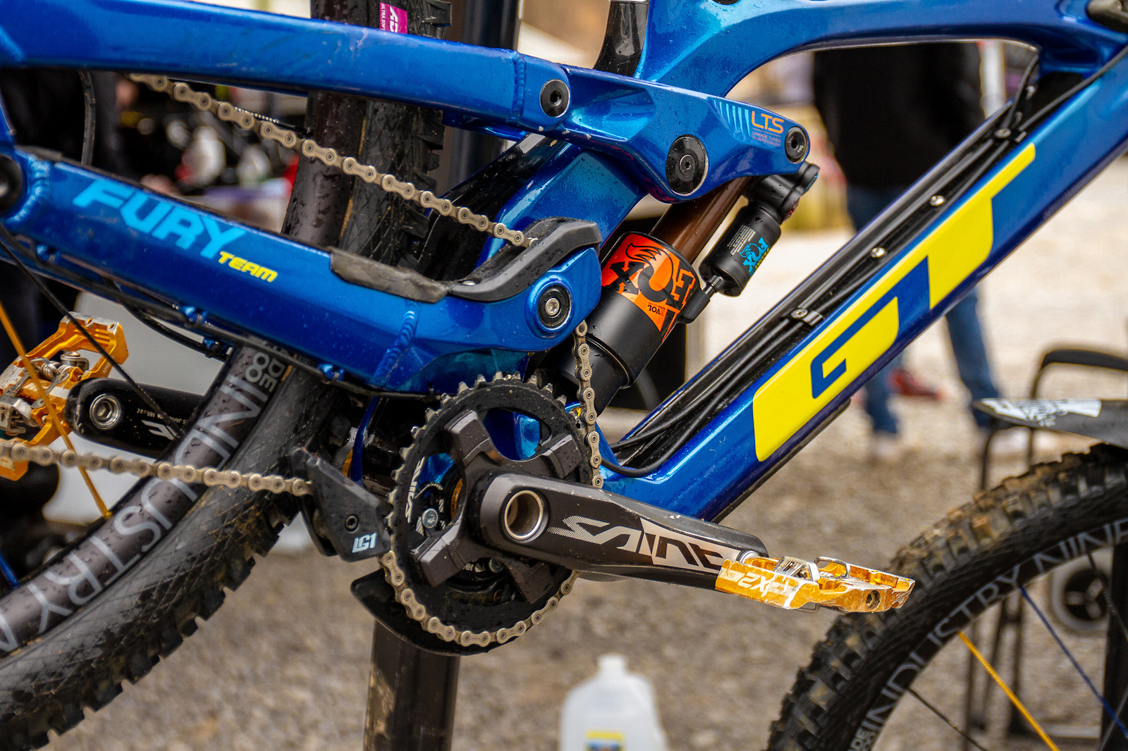 Dylan Conte's GT Fury - JackRice - Mountain Biking Pictures - Vital MTB