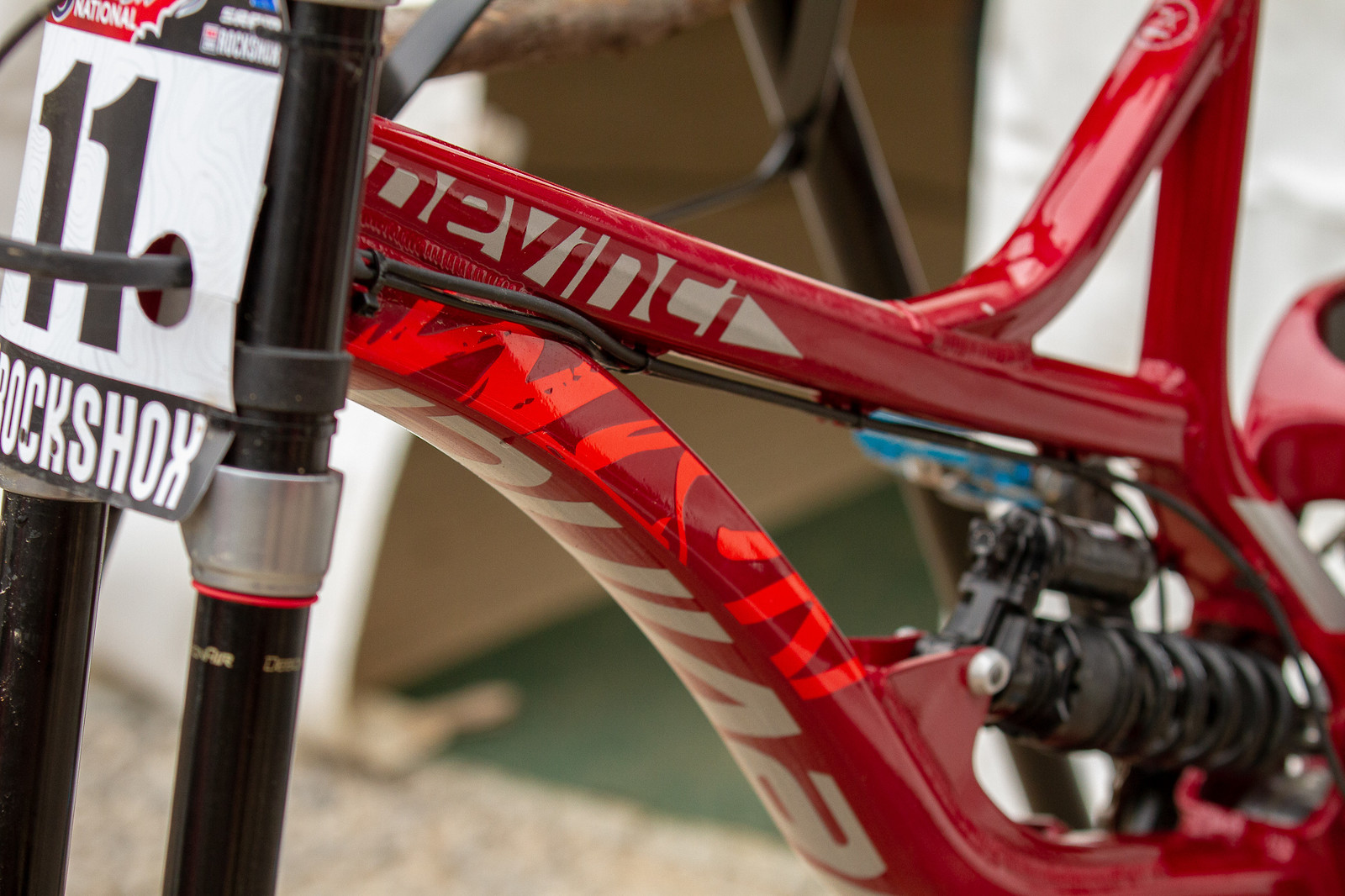 Dakotah Norton's Devinci Wilson - JackRice - Mountain Biking Pictures - Vital MTB