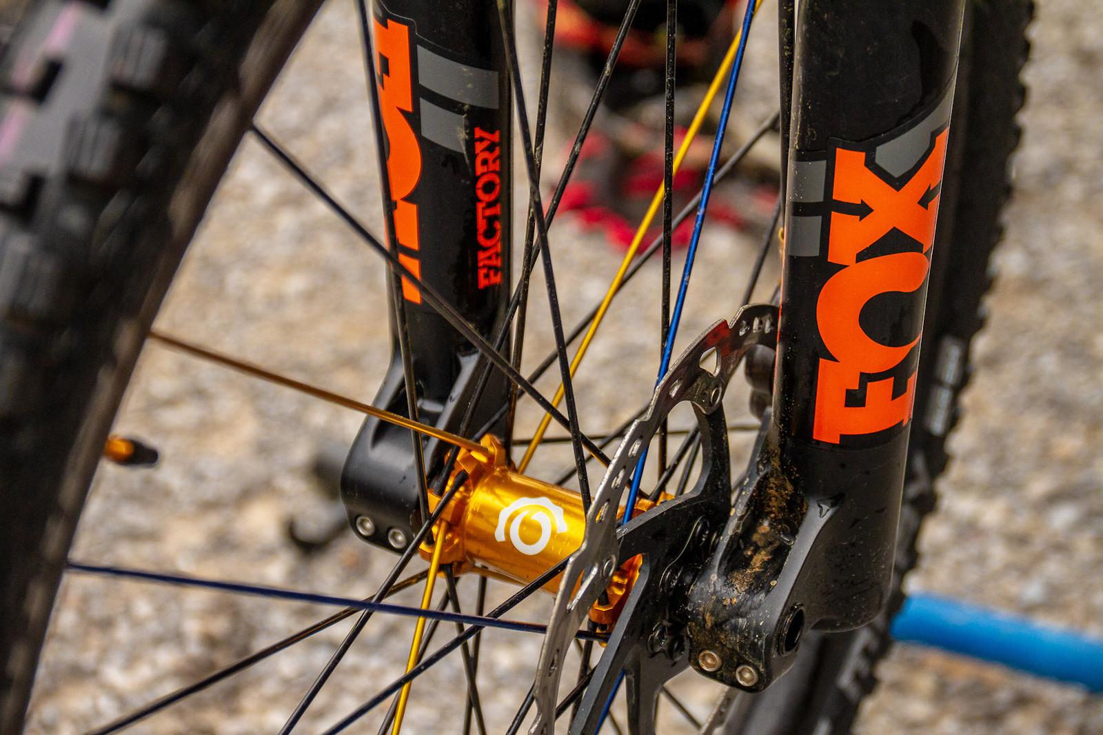 Conte's Industry Nine Wheels - JackRice - Mountain Biking Pictures - Vital MTB