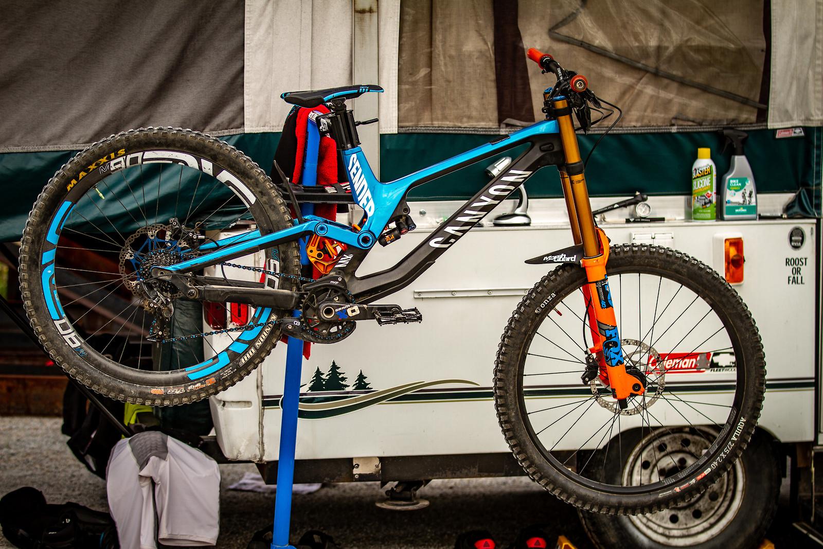 Canyon Sender - JackRice - Mountain Biking Pictures - Vital MTB