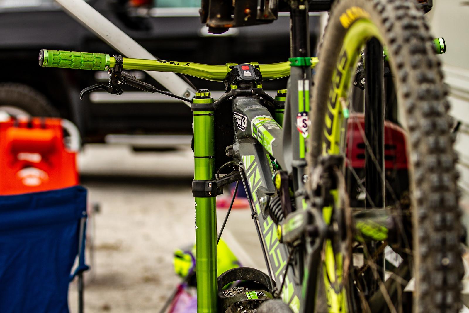 2015 Intense 951 EVP - JackRice - Mountain Biking Pictures - Vital MTB