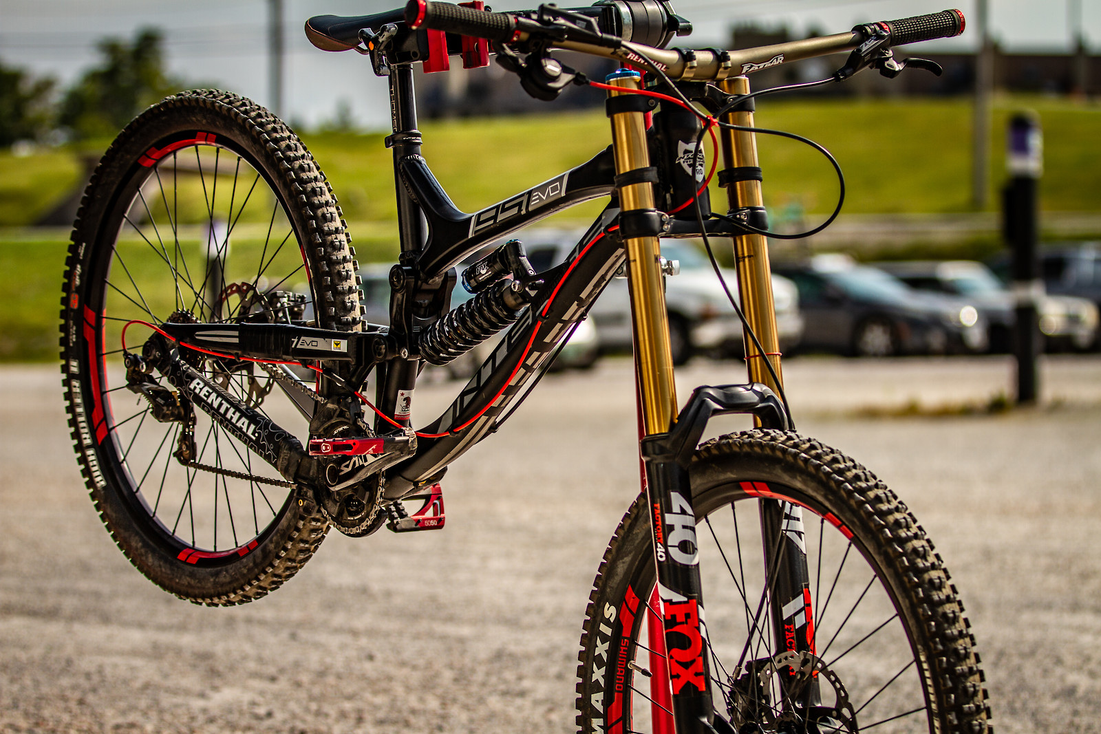 2015 Intense 951 EVO - JackRice - Mountain Biking Pictures - Vital MTB