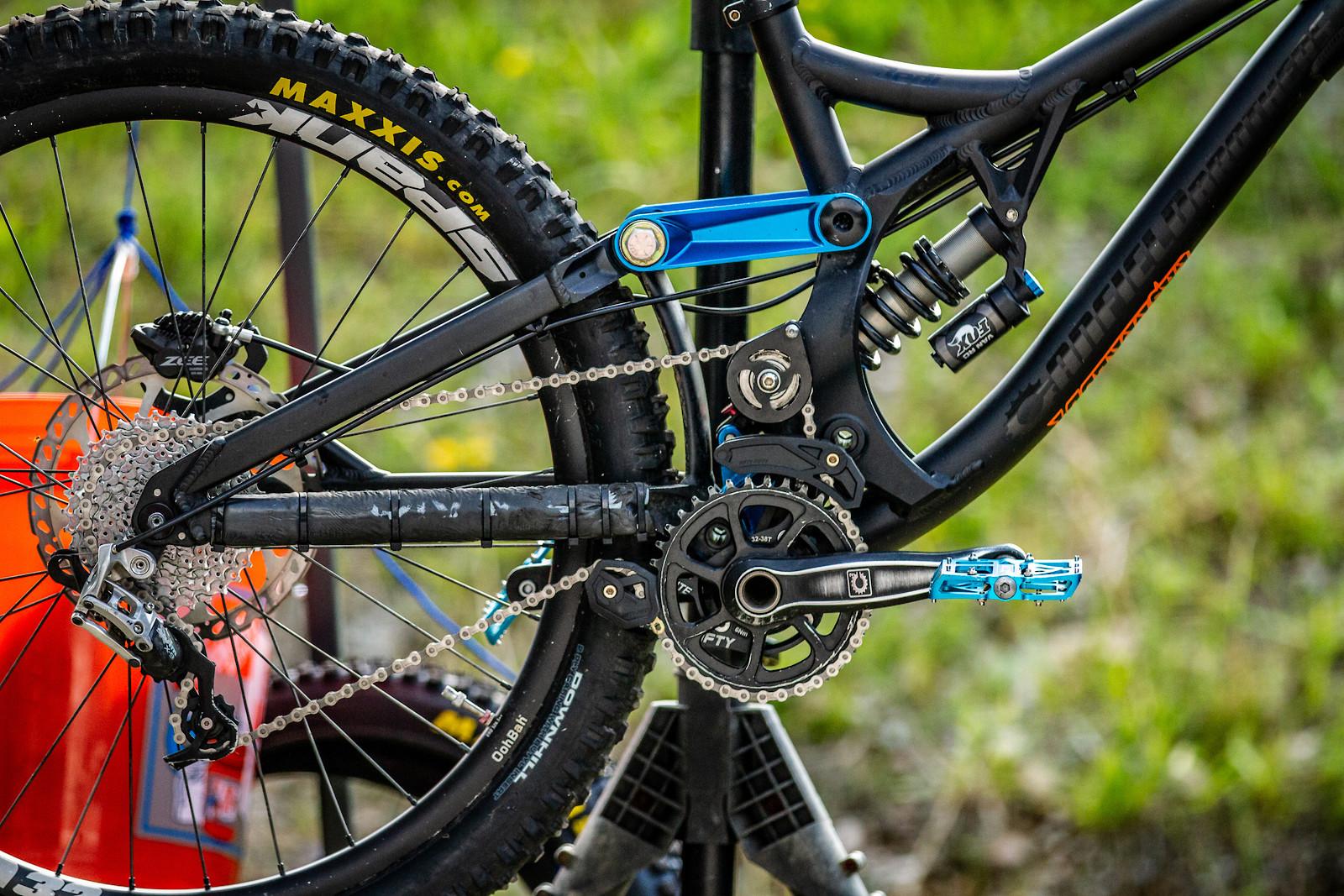 2017 Canfield Jedi - JackRice - Mountain Biking Pictures - Vital MTB