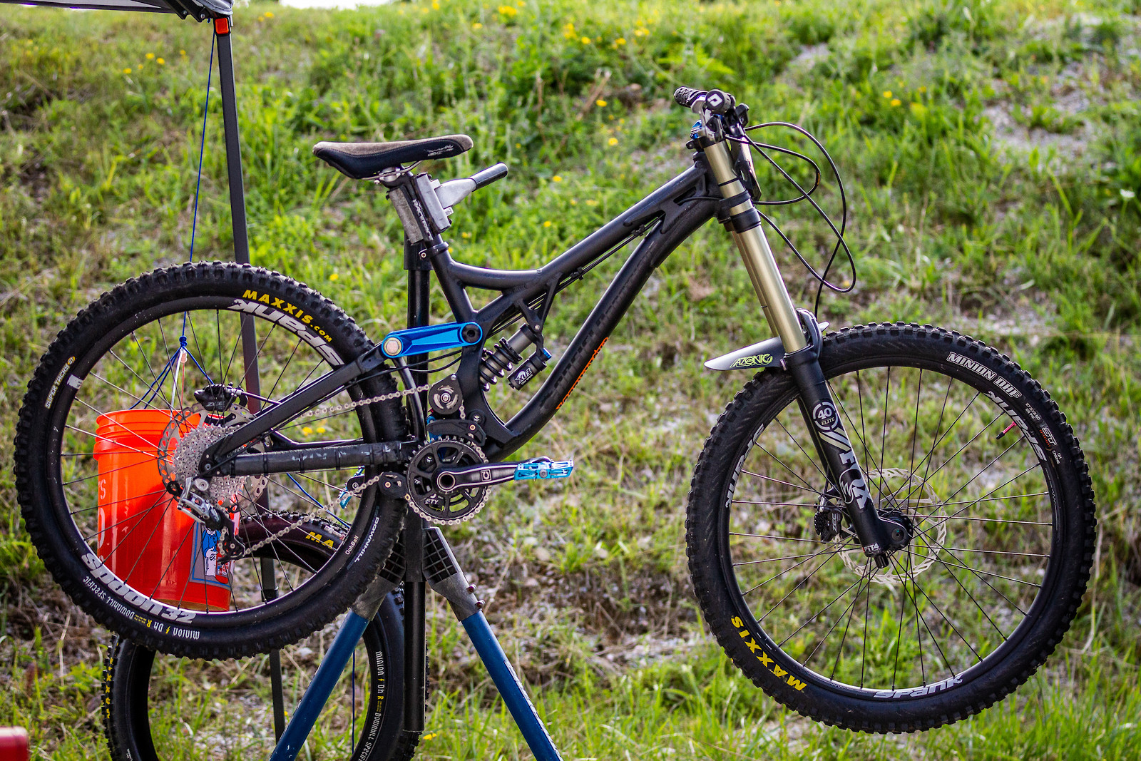 2017 Canfield Jedi - JackRice - Mountain Biking Pictures - Vital MTB