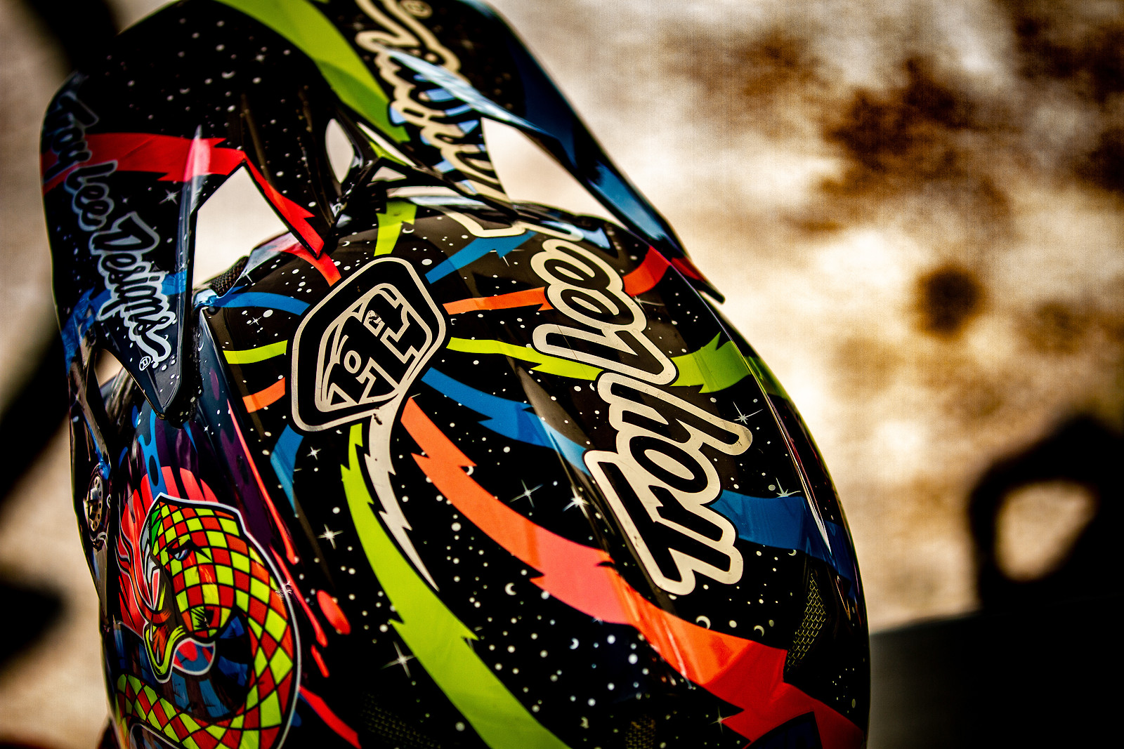 Troy Lee Designs D3 - JackRice - Mountain Biking Pictures - Vital MTB