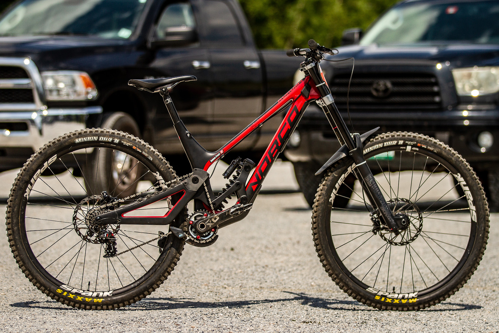 2019 Norco Aurum HSP Carbon - JackRice - Mountain Biking Pictures - Vital MTB