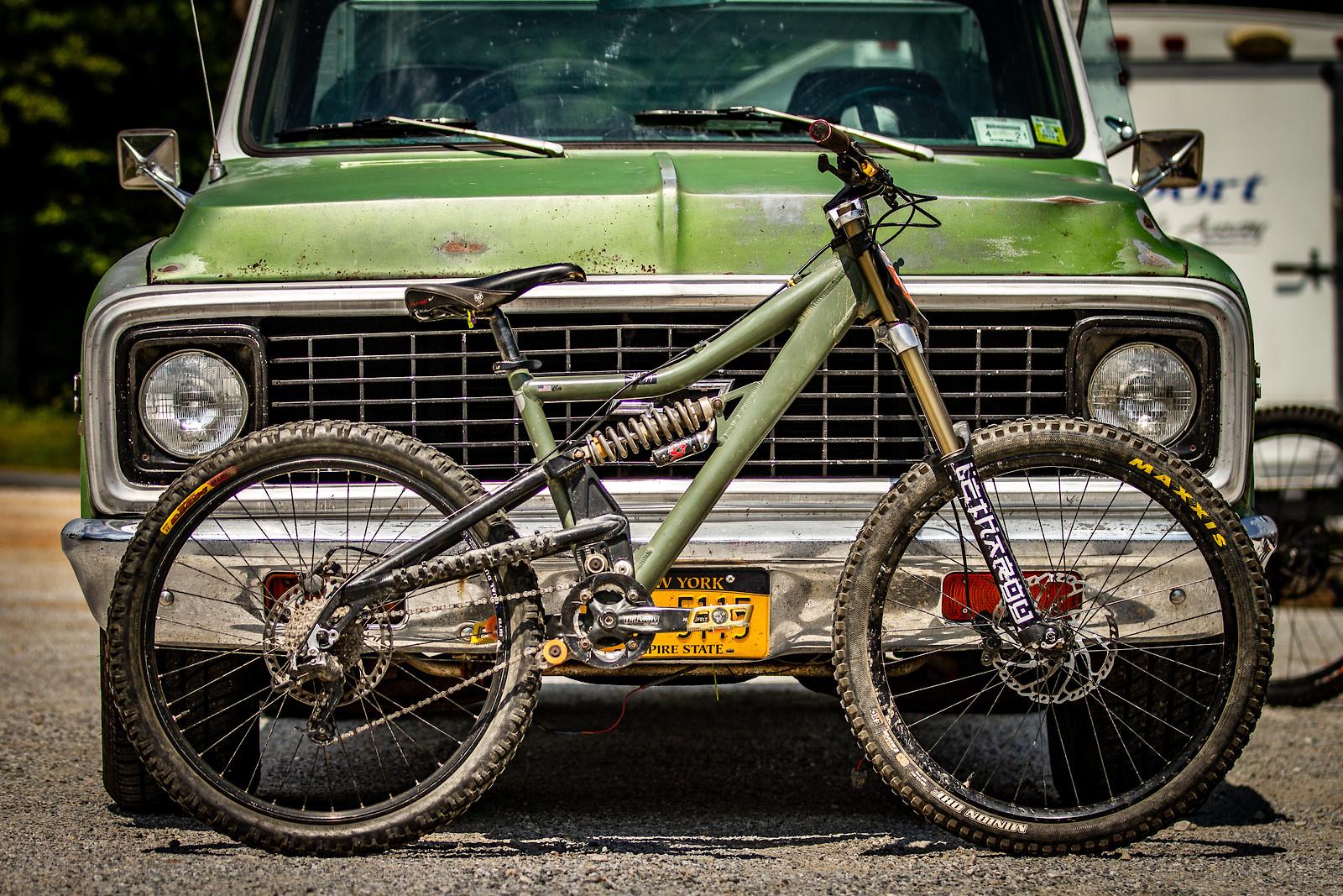 PIT BITS - Maxxis Eastern States Cup Killington - JackRice - Mountain Biking Pictures - Vital MTB