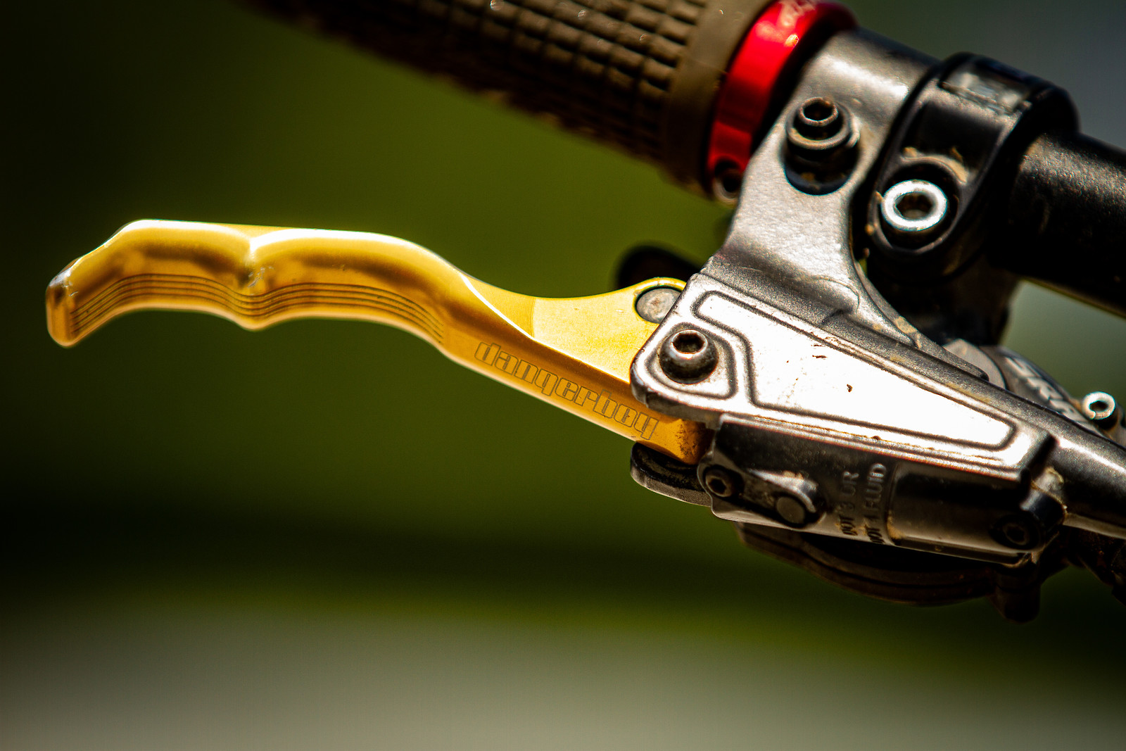 Dangerboy Brake Levers! - JackRice - Mountain Biking Pictures - Vital MTB