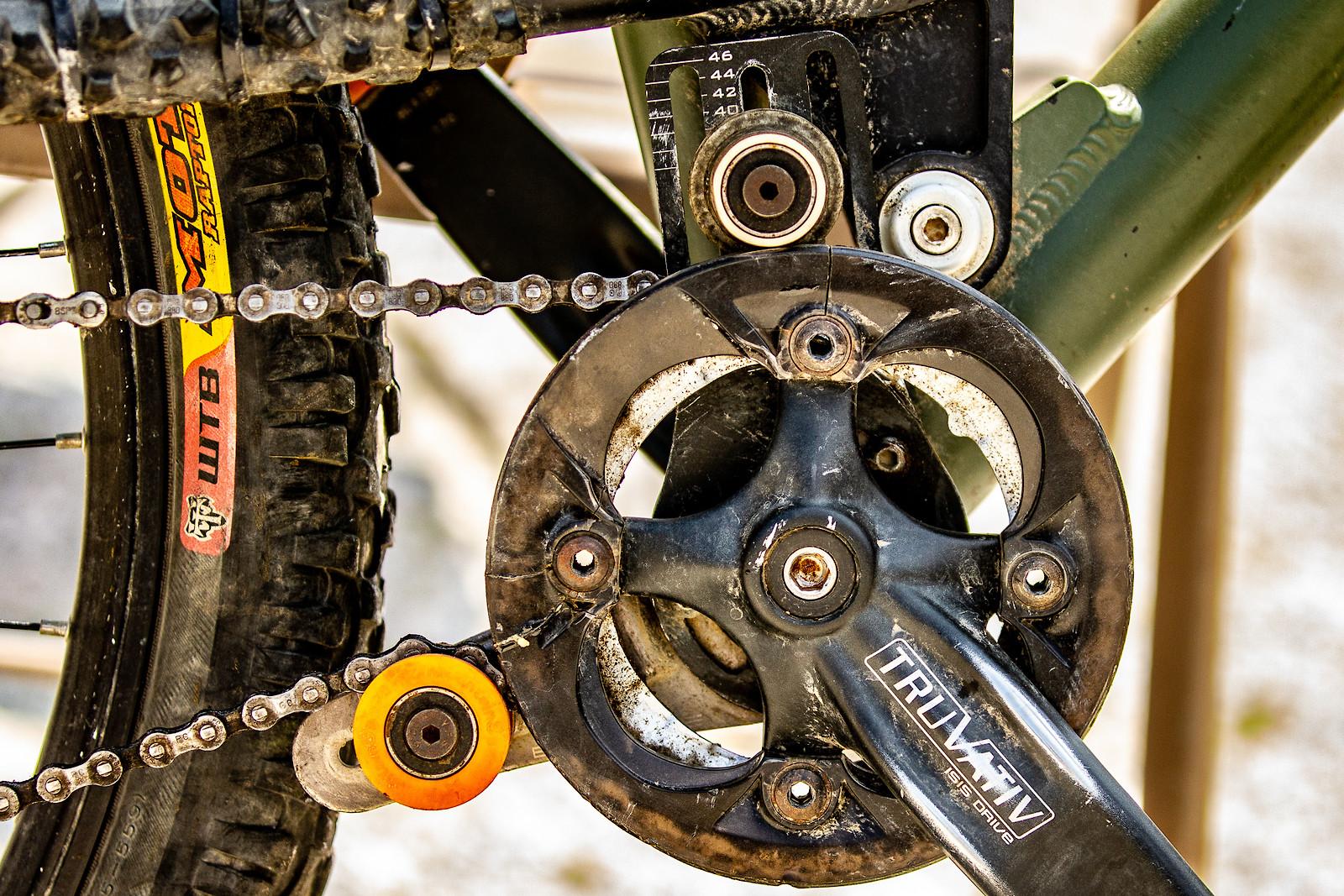 Chainguide Nightmares - JackRice - Mountain Biking Pictures - Vital MTB