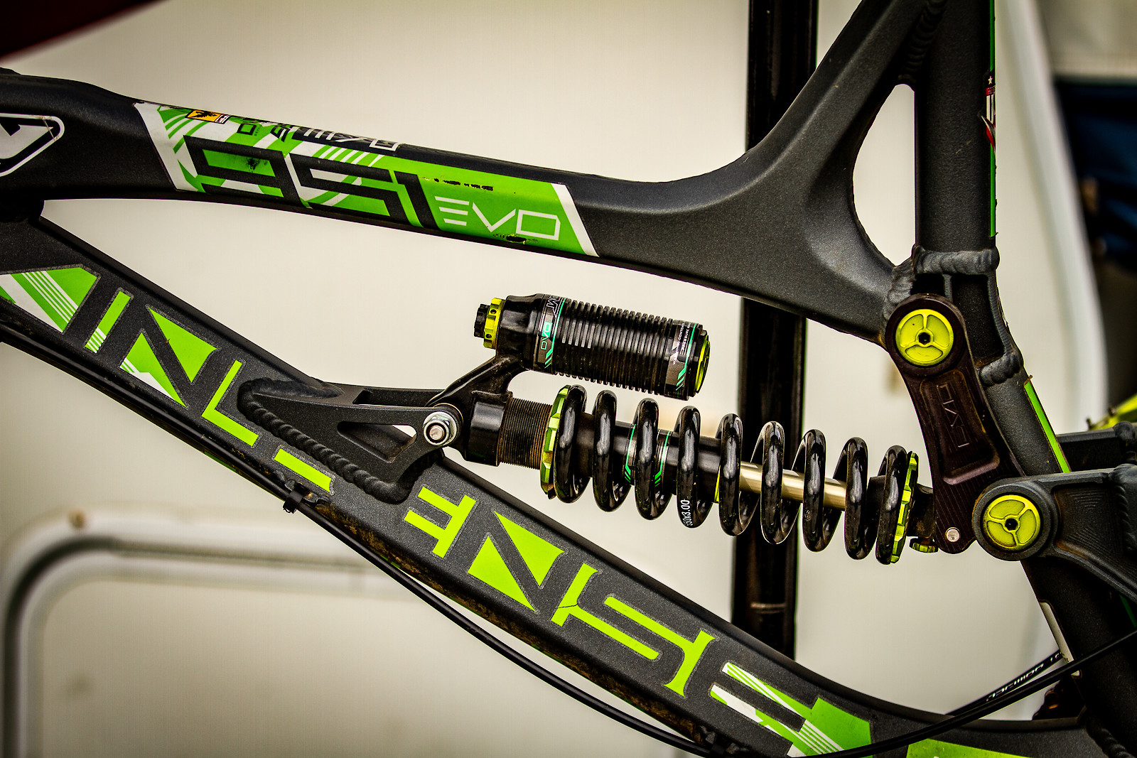 DVO Jade Shock - JackRice - Mountain Biking Pictures - Vital MTB