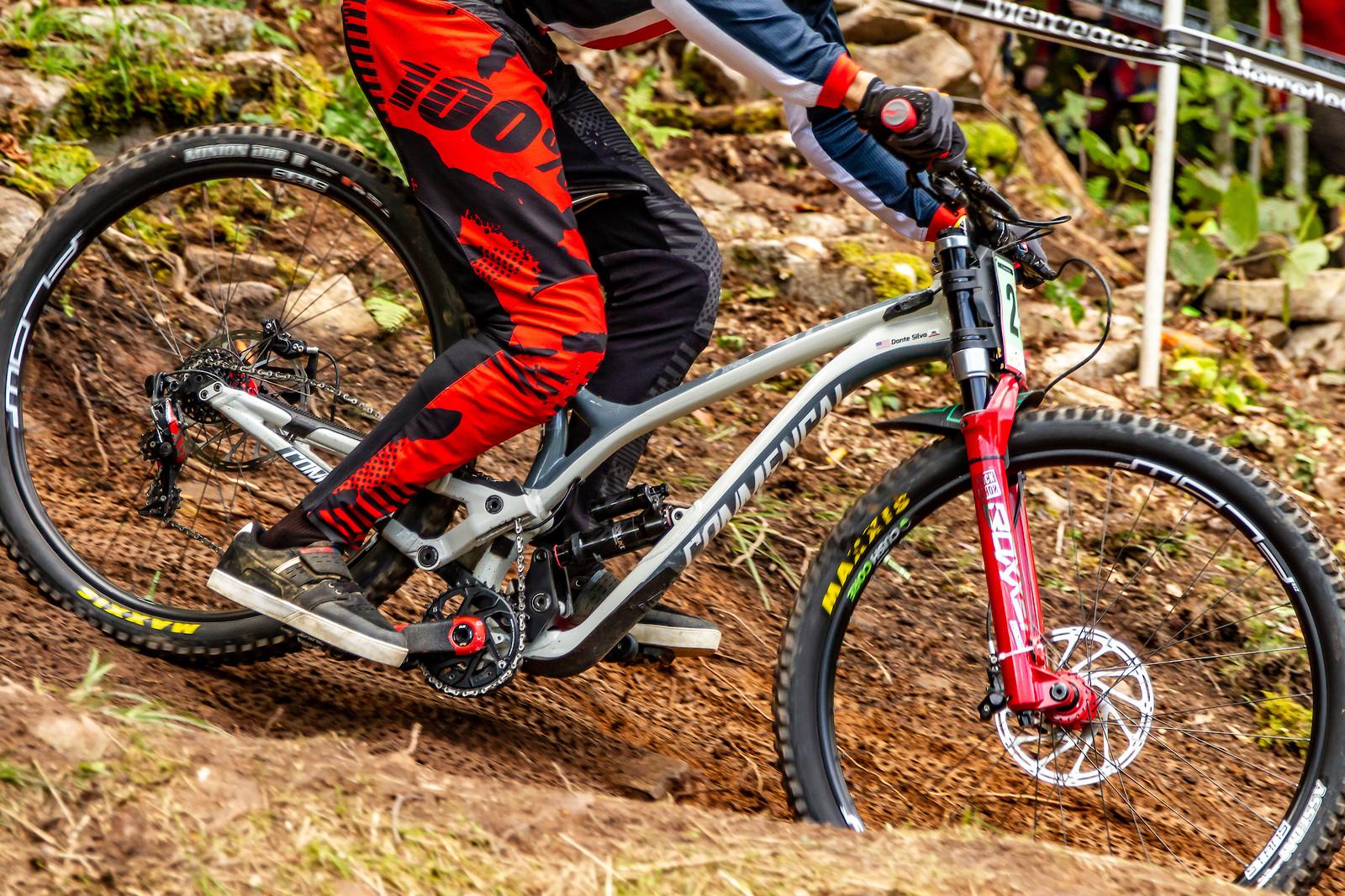Dante Silva. - JackRice - Mountain Biking Pictures - Vital MTB
