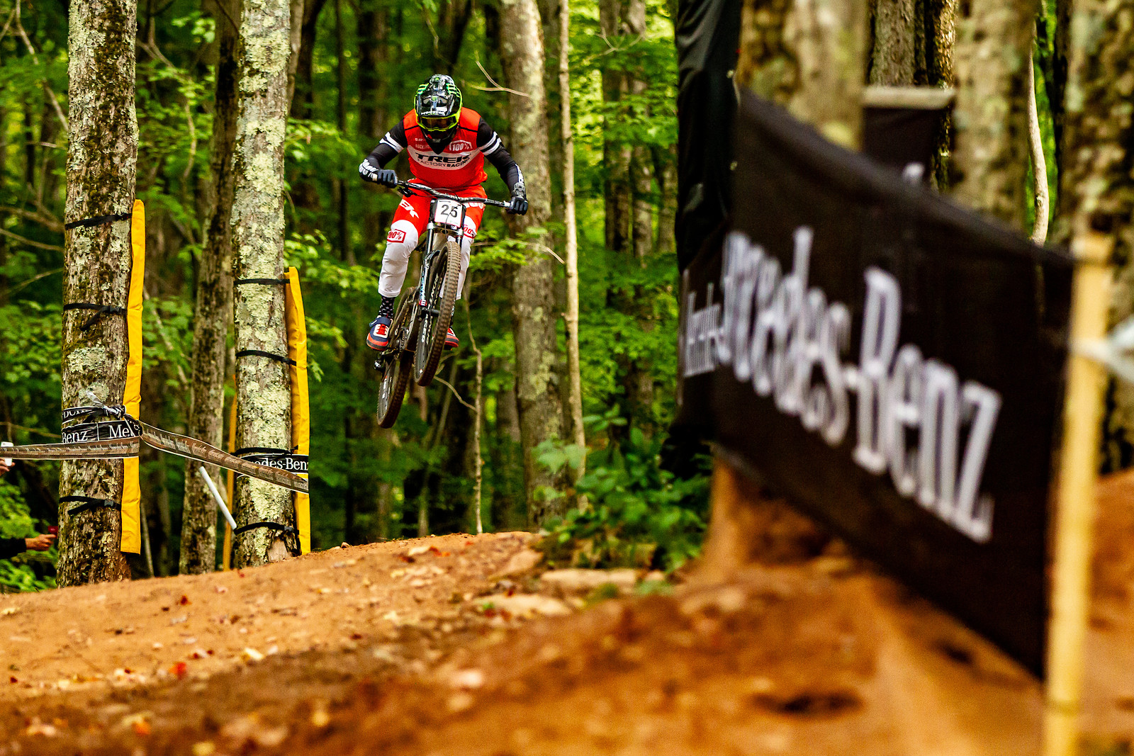 #USDH Racers at the Snowshoe World Cup DH - Charlie Harrison - JackRice - Mountain Biking Pictures - Vital MTB